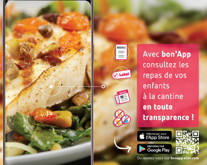 Application « bon app »